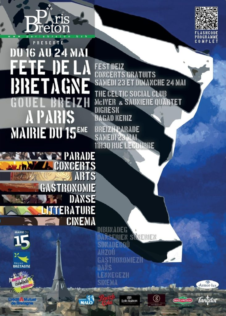 Fête de la Bretagne 2015