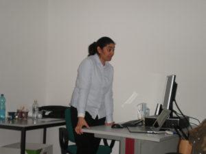 Dr Sophia Houari